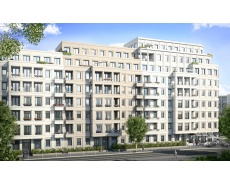 Carré Voltaire - A tradition of historical Berlin townhouses at a central position